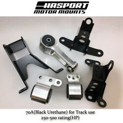 Hasport Stock Replacement Mounts For 2017-2018 Honda Civic Type R Fk8stk 70a