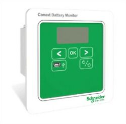 Schneider Electric 865-1080-01 Conext Battery Monitor Solar Battery Monitoring