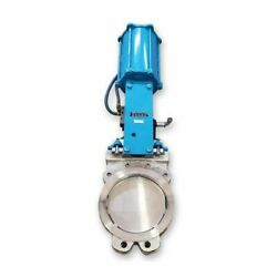 Bray/vaas 10andquot Series 950 Unidirectional Knife Gate Valve