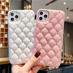 Women Luxury Leather Phone Case Cover For iPhone 11 Pro Max XS XR 8 7 6 6s Plus $9.86