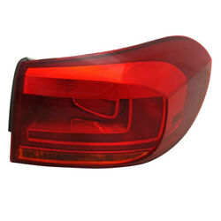 12-18 Vw Tiguan Outer Taillight Taillamp Rear Brake Light Tail Lamp Right Side