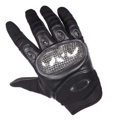 Black Green Tactical Military Sports Oakley Pilot gloves. NEW. No tags $39.95