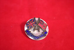 Hms Rms Olympic Mother Of Pearl Pin Titanic, Britannic And White Star Line