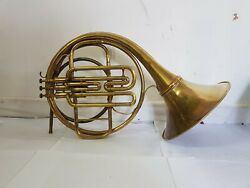 Good Boosey And Co. French Horn Stamped Orchestral Model Class A Light...