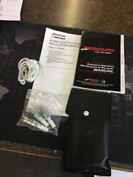 New Mercury 25/30 Efi Owners Book / Install Book / Pull Cord/tools 2005 New Nos