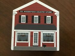 Cats Meow So Woodtock Country Store 1994 Collectibles