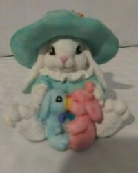 Patchville Bunnies Love And Kisses, Great Easter Gift