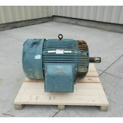 Used 200 Hp Reliance Electric Motor 445t Frame [1785 Rpm]