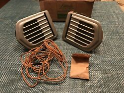 Nos 1952, 1953, 1954, 1955 Ford And Lincoln And Mercury Rear Defroster Kit.