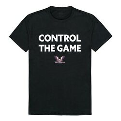 Westminster College Griffins Wc Ncaa Cotton College Control The Game T-shirt