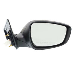 For 14-16 Elantra Rear View Mirror Assembly Power Heated W/o Signal Right Side