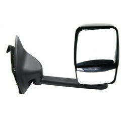 99-10 F-super Duty Truck Long Arm Towing Mirror Manual W/turn Signal Right Side
