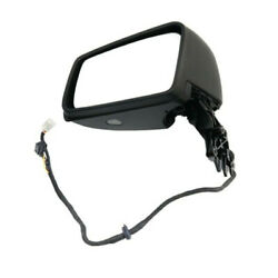 12-18 Cls-class Mirror Power Folding W/memory, Signal And Puddle Lamp Driver Side