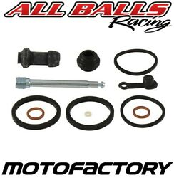 All Balls Rear Caliper Rebuild Kit Fits Honda Vt1300cx Abs 2010-2018