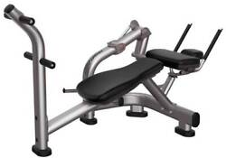 Life Fitness Signature Series Ab Crunch Bench Remanufactured W/1 Yr Warranty
