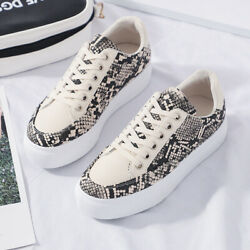 Women Sneaker Tennis Shoes Ladies Casual Running Trainner Sport Breathable Size