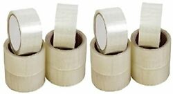 40 Micron 2 Inch X 100 Meter Transparent Tape Pack 36 High Quality Good Quality