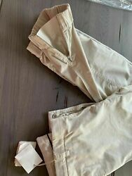 Brunello Cucinelli Travelwear Trousers Army Chinos Jogging Casual Pants Xl