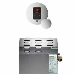 Mr Steam Ms-225-ec1 Steam Bath Generator Package For Rooms Up To 225 Cubic Feet