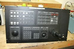 Kongsberg Panel System Sdp-os Built In, Ship Controll Panel P/n Code