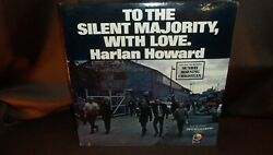 Harlan Howard To The Silent Majority, With Love Nugget Notch Sealed Lp
