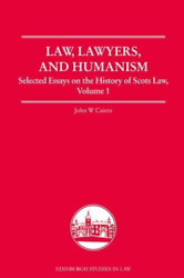 Cairns John W-law Lawyers And Humanism Selected Essays Uk Import Bookh New