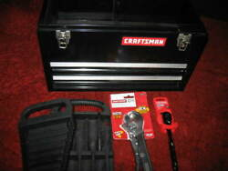 Sears Craftsman Toolbox And Tools, New And Used Lot For Sale