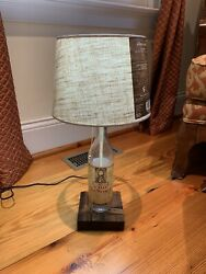 Pappy Van Winkle 10 Year Bourbon Lamp Shade Not Included