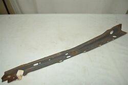Nos Mopar 1940and039s 1950and039s 1960and039s 1970and039s Crossmember Brace Body Panel Plate Bar