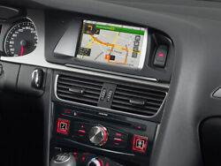 Alpine X702d-a4 7-inch Touch Screen Navigation For Audi A4 With Tomtom Maps Com