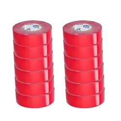Red Duct Tape 2 X 60 Yards 9 Mil Utility Grade Packing Tapes 240 Rolls