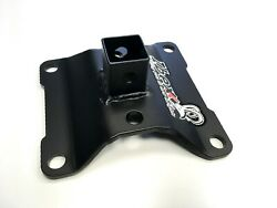 Can-am Maverick X3 1andfrac14 Rear Receiver Hitch Plate Easy Mount Replaces Rear Plate