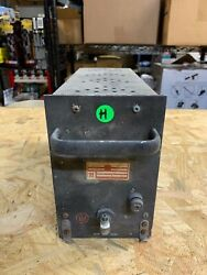 Vintage 1962 Honeywell Altitude Controller Computer Airplane As Is For Parts