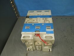 Cutler Hammer W201k5cf Advantage Series Contactor Size 5 270a 120v Control Used