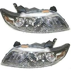 Headlight Lamp Left-and-right In2502113 In2503113 26010cg026 26060cg026