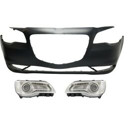 Kit Auto Body Repair Front 5pn41tzzae, 68196277ad, 68196276ad For Chrysler 300