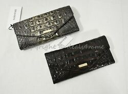 Brahmin Veronica Tri-fold Wallet. Pick Your Color. Inventory Updated Regularly.