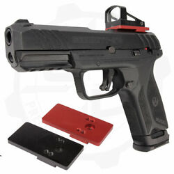 Optic Mount Plate For Ruger Security 9 Pistols By Galloway Precision
