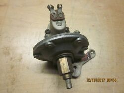Carburetor Dashpot With Switch Circa 50and039s Auto-lite Fits