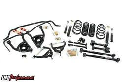 Umi Performance 65-66 Chevelle Suspension Handling Kit 2andrdquo Drop- Stage 2