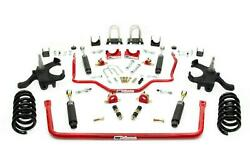 Umi Performance 73-87 Gm C10 Truck Handling And Drop Kit, Stage 2