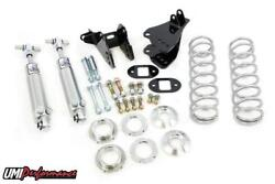 Umi Performance 78-88 Monte Carlo Rear Coilover Kit, Bolt In, Stock Height