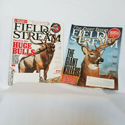 Field And Stream Magazines Sep And Oct 2012 In Very Good Pre-owned Condition