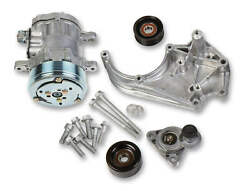 Holley 20-142 Ls A/c Accessory Drive Kit - Includes Sd7 A/c Compressor