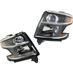 23490005 23490006 Gm2502405 Gm2503405 Headlight Lamp Left-and-right For Chevy