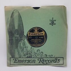 Emerson Military Band You#x27;d Be Surprised Nobody Knows Emerson 10120 VG 78 RPM