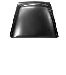 Chevy, Chevrolet Pickup Truck Hood 1955-1956, Truck Freight Shipping
