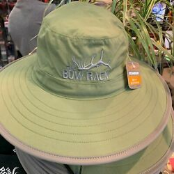 Bow Rack Sun River Boonie Hat SM Light weight! UPF 50 Water repellent