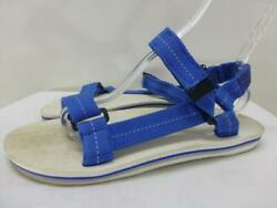 Sperry Top-sider Blue Strappy Flats Sport Sandals Shoes Sperrys Mens Sz 11