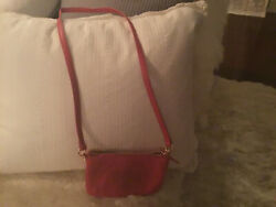 Tory Burch Red Cross Over Bag $111.99